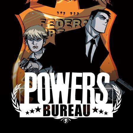Powers: Bureau (2013 - 2014)