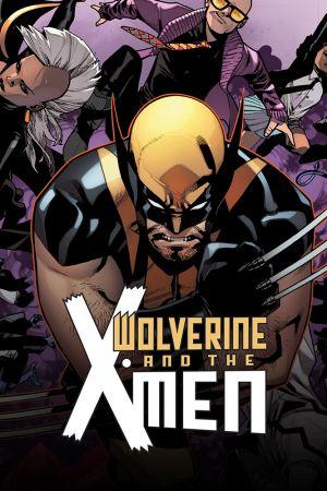 Wolverine & the X-Men (2014)