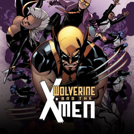 Wolverine & the X-Men (2014)