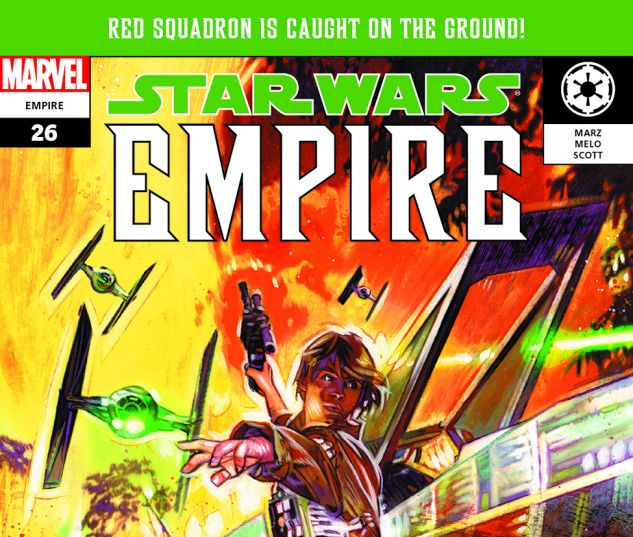 Star Wars: Empire (2002) #26