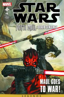 Star Wars: Darth Maul - Death Sentence #4