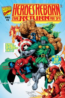 Heroes Reborn: The Return #3