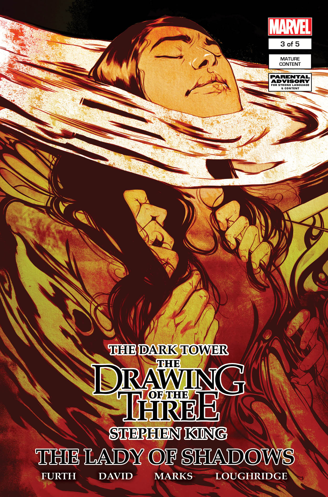Dark Tower: The Drawing of the Three - Lady of Shadows (2015) #3