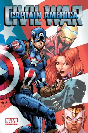 Marvel Universe Captain America: Civil War (Digest)