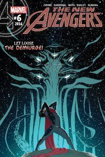 New Avengers (2015) #6