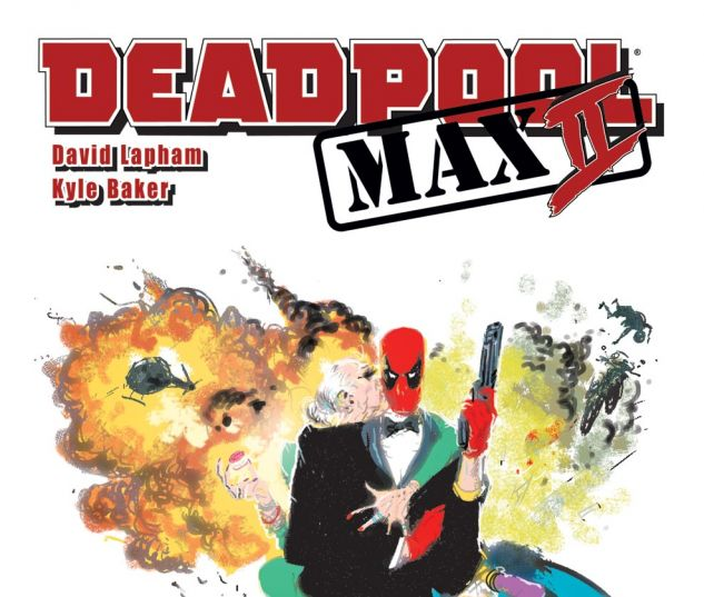 DEADPOOL MAX 2 (2011) #5 Cover