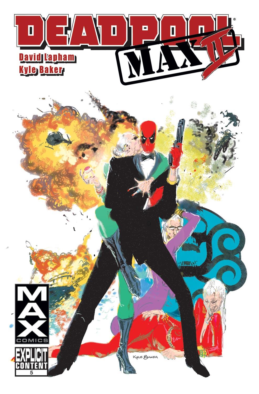 Deadpool Max 2 (2011) #5