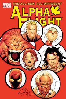 Alpha Flight (2004) #12