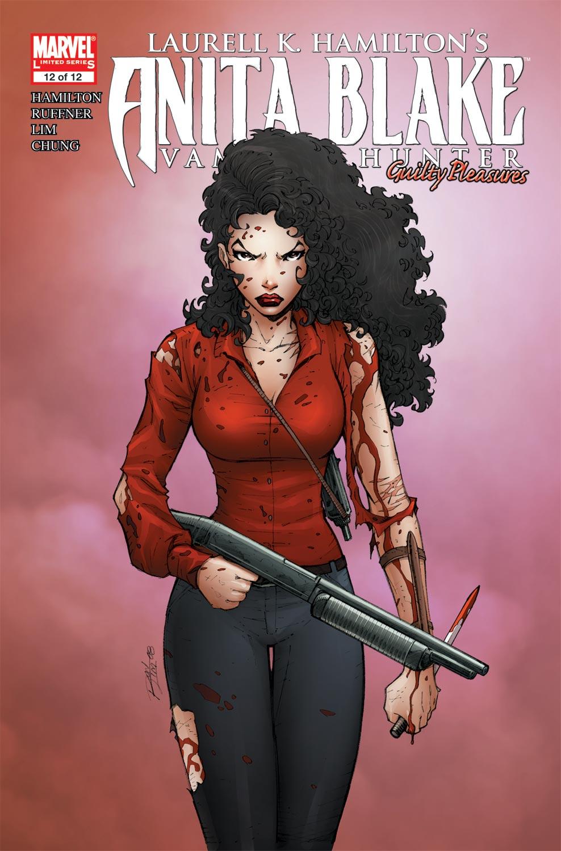 Anita Blake, Vampire Hunter: Guilty Pleasures (2006) #12