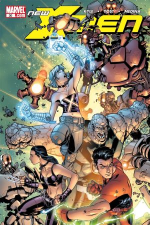 New X-Men #30