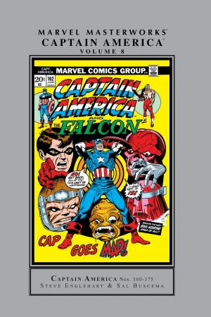 Marvel Masterworks: Captain America Vol. 8 (Hardcover)