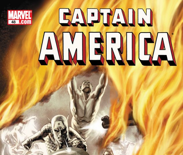 CAPTAIN AMERICA (2004) #48 Cover