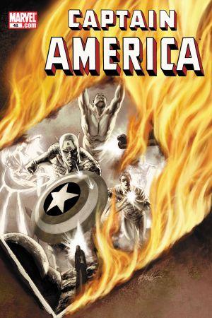 Captain America (2004) #48