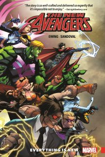 New Avengers: A.I.M. Vol. 1 - Everything Is New (Trade Paperback)
