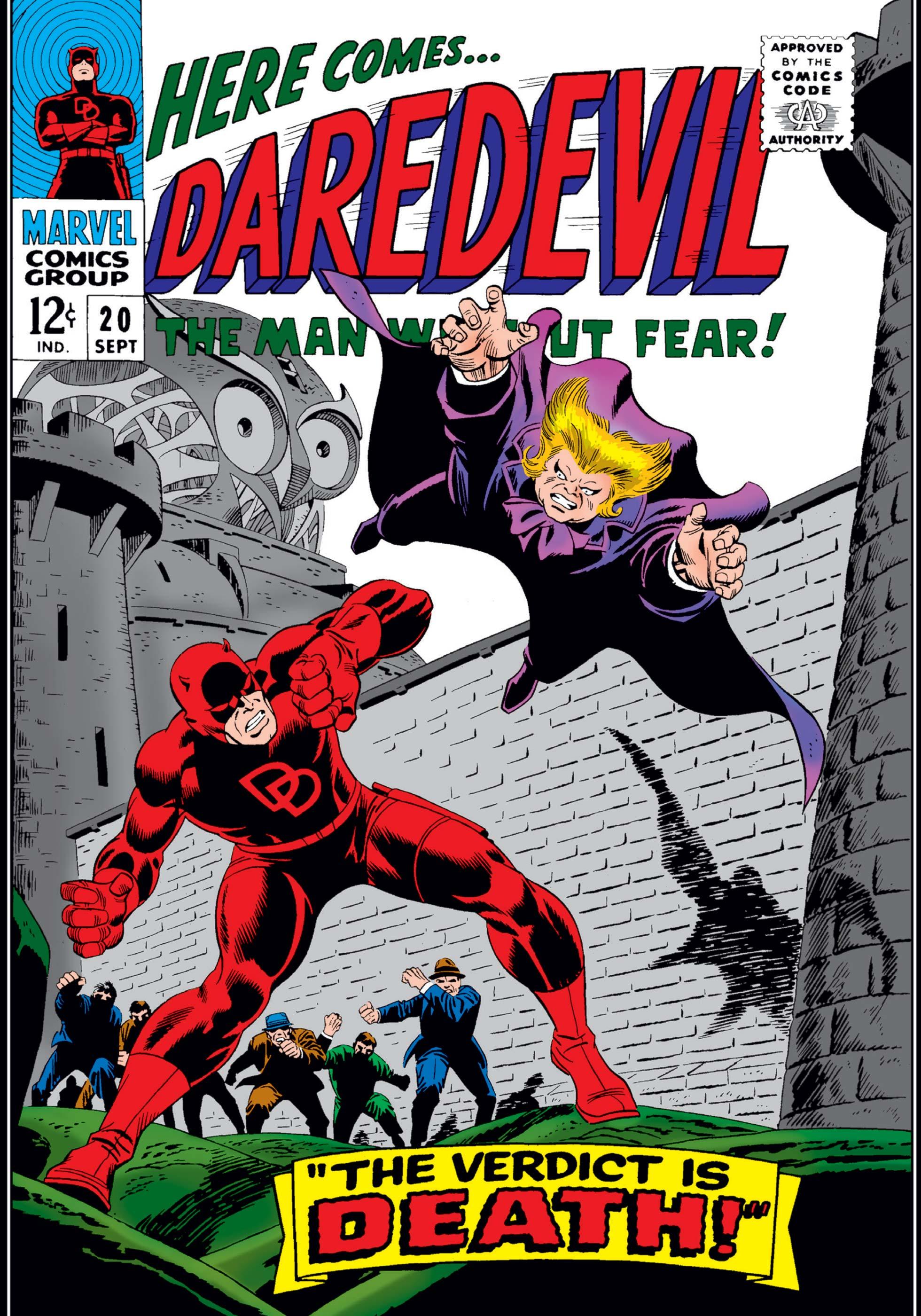 Daredevil (1964) #20