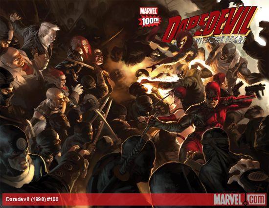 Daredevil (1998) #100