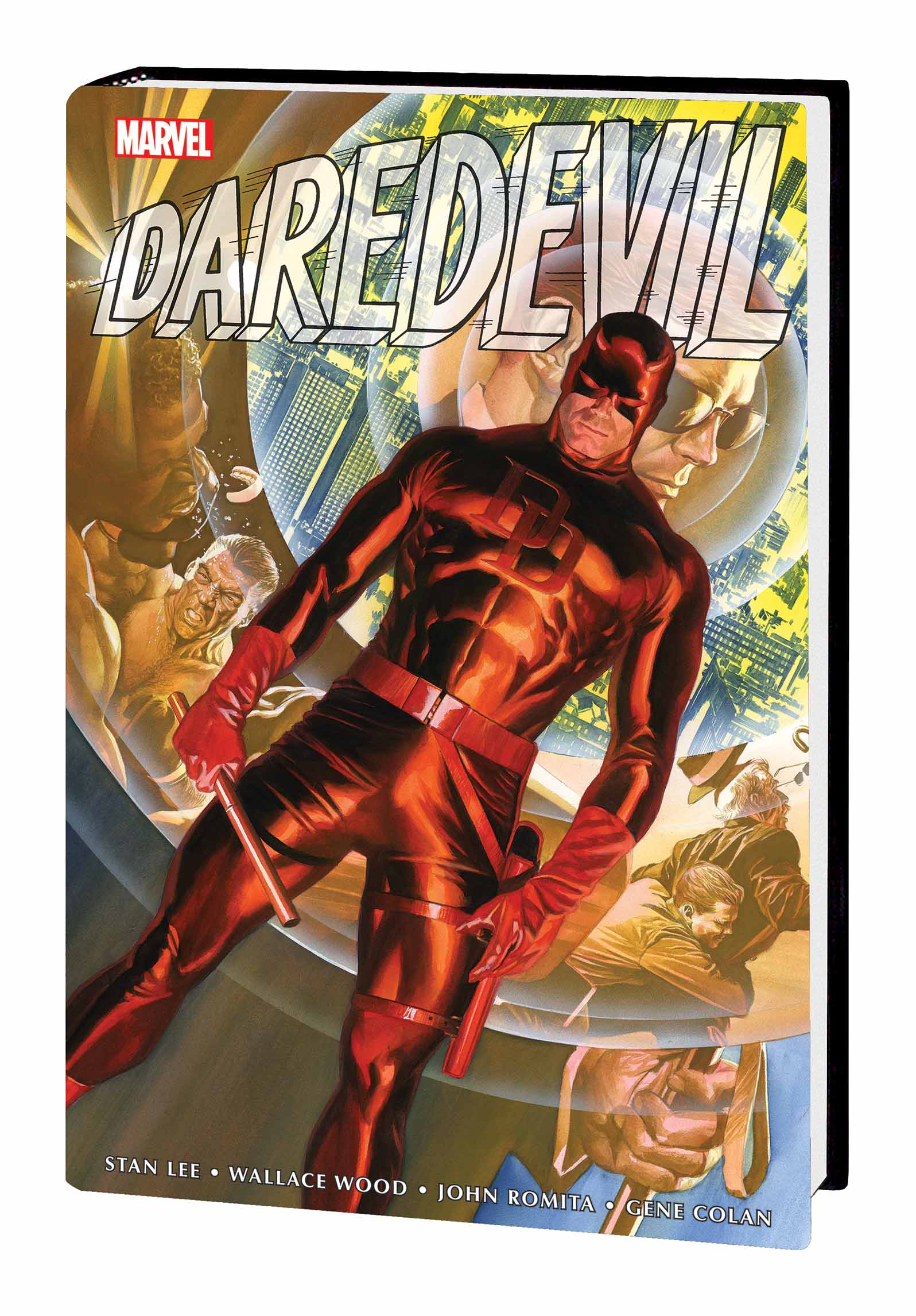 Daredevil Omnibus Vol. 1 (Hardcover)