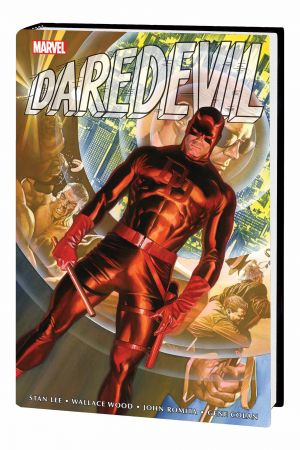 DAREDEVIL OMNIBUS VOL. 1 HC ROSS COVER (Hardcover)