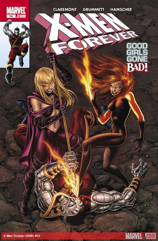 X-Men Forever (2009) #14