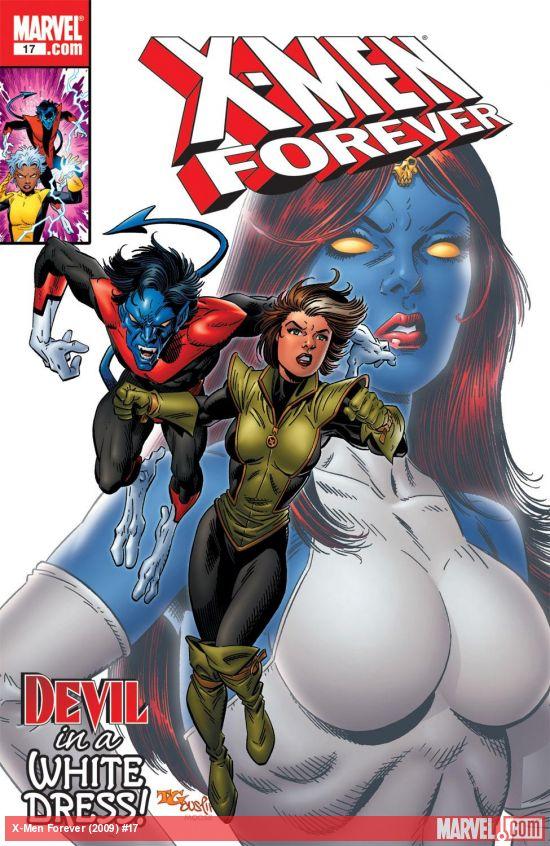 X-Men Forever (2009) #17