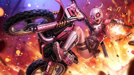 Gwenpool joins Marvel Future Fight!