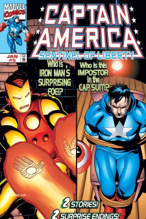 Captain America: Sentinel of Liberty (1998) #5