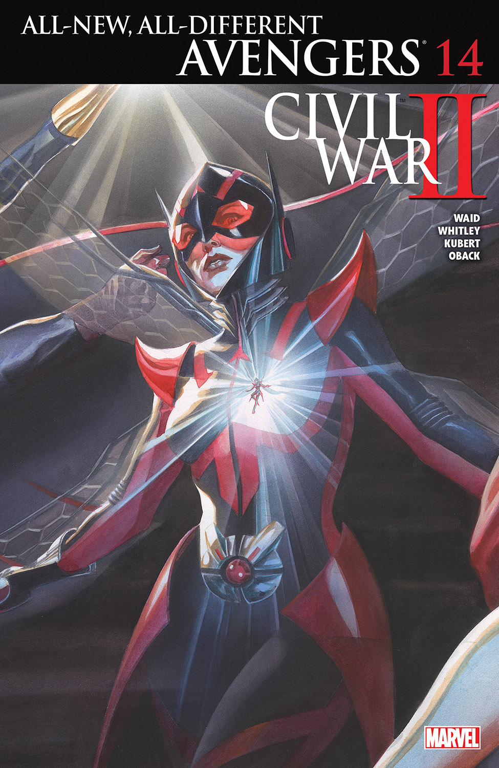 All-New, All-Different Avengers (2015) #14