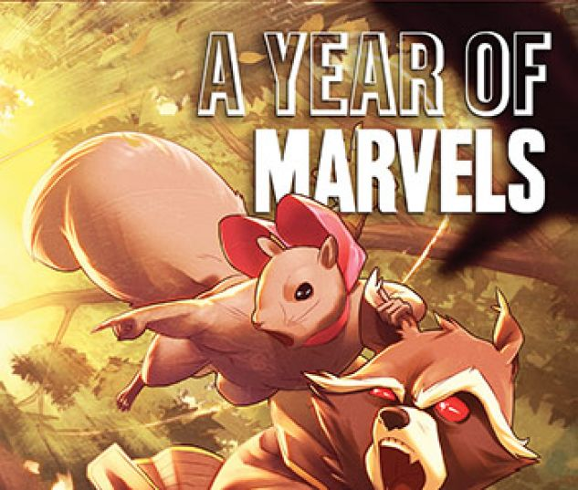 A YEAR OF MARVELS: SEPTEMBER INFINITE COMIC (2016)