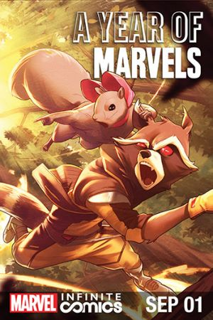 A YEAR OF MARVELS: SEPTEMBER INFINITE COMIC #1