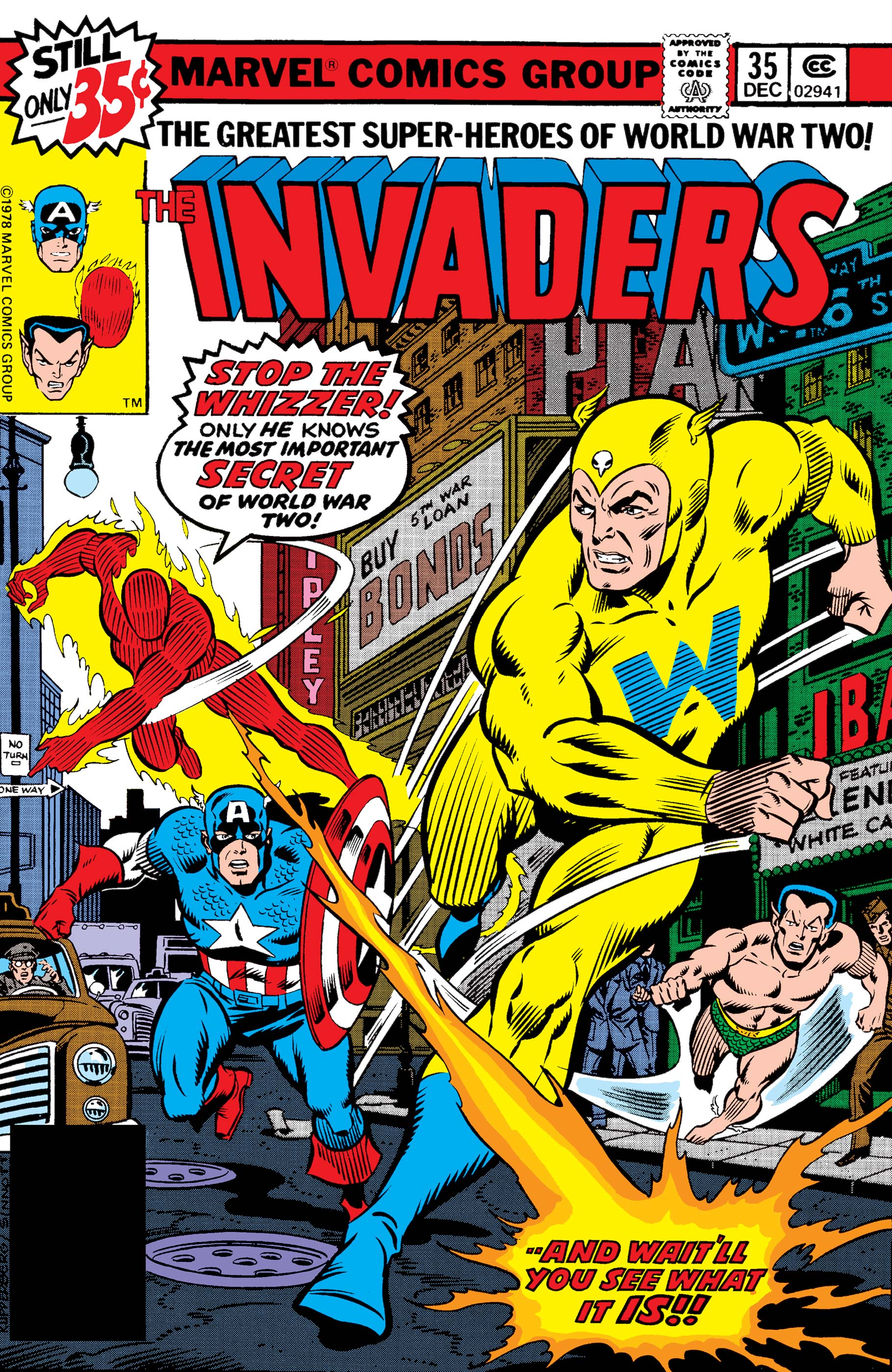 Invaders (1975) #35