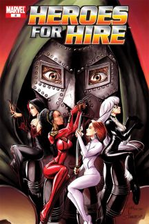 Heroes for Hire (2006) #8