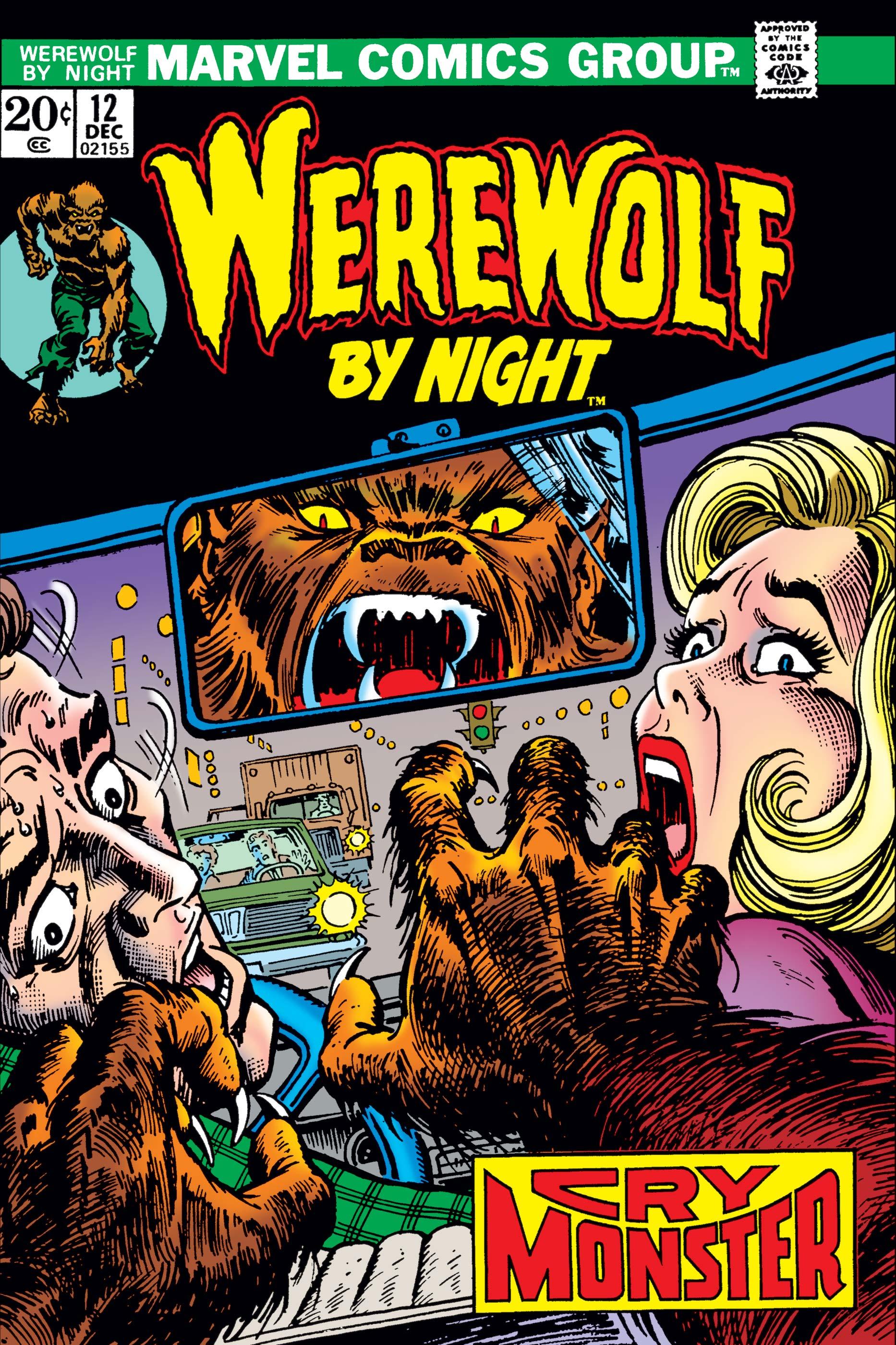 Werewolf By Night (1972) #12