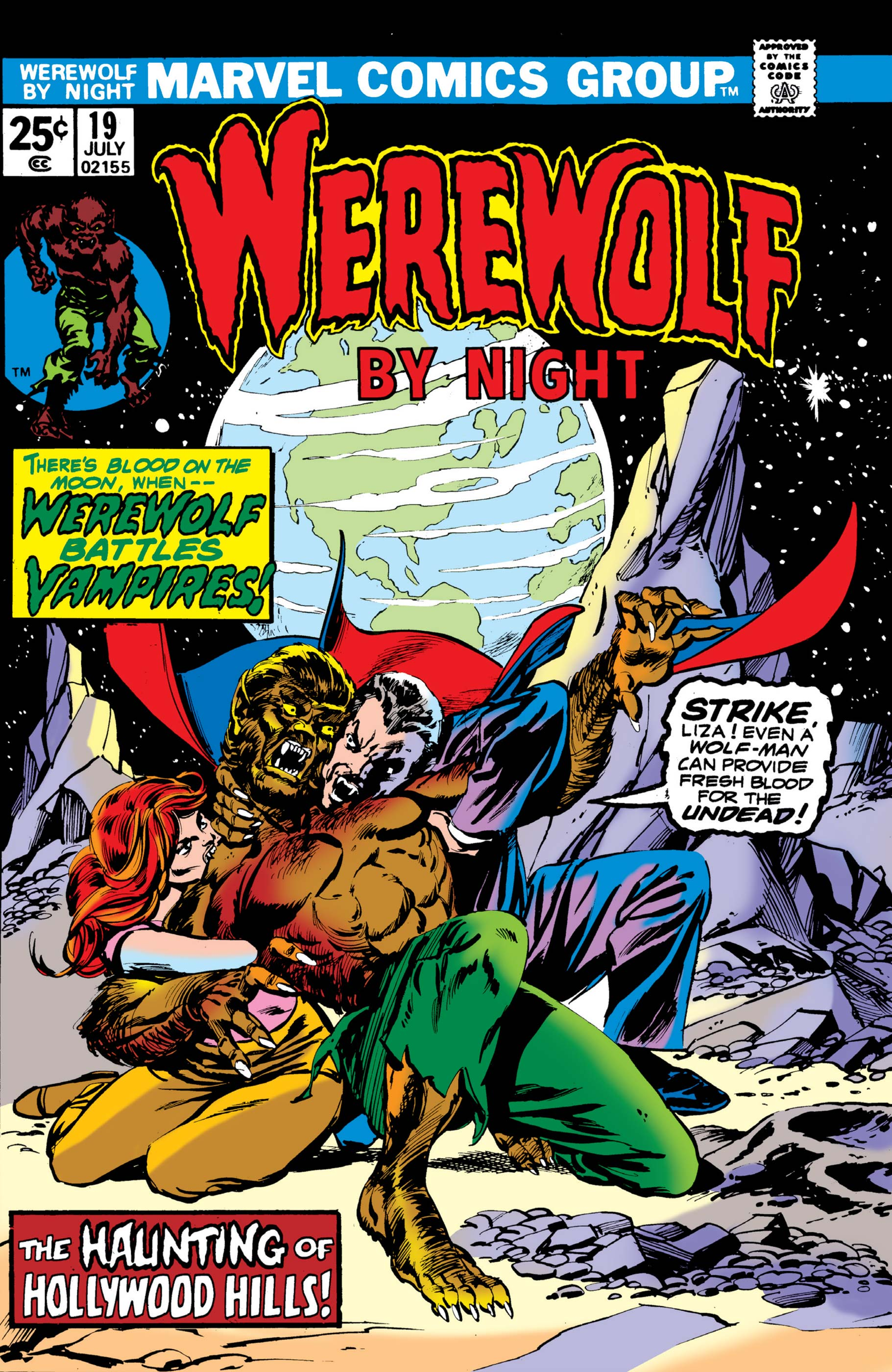 Werewolf By Night (1972) #19