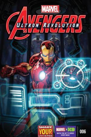 Marvel Universe Avengers: Ultron Revolution (2016) #6