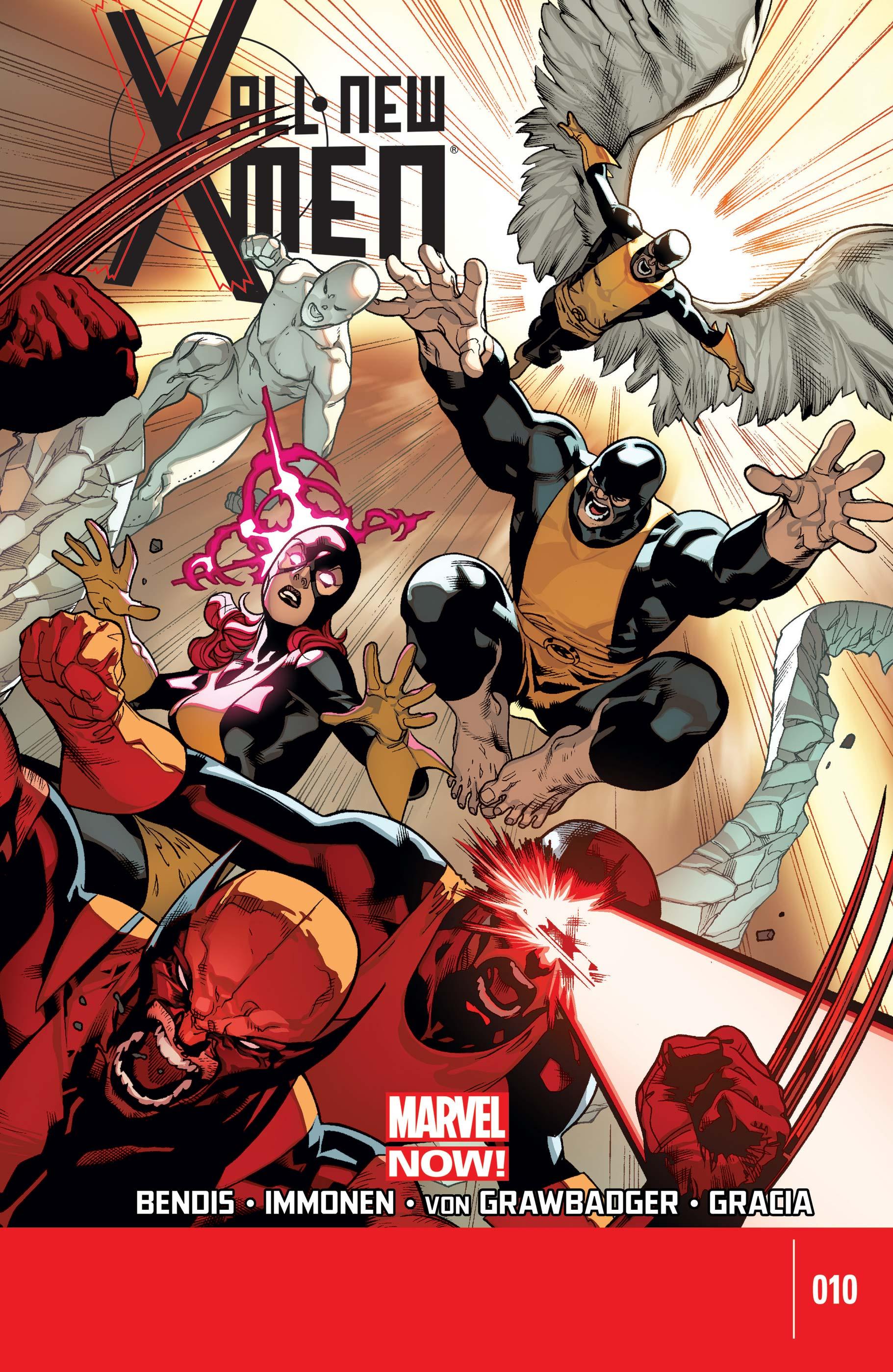 All-New X-Men (2012) #10