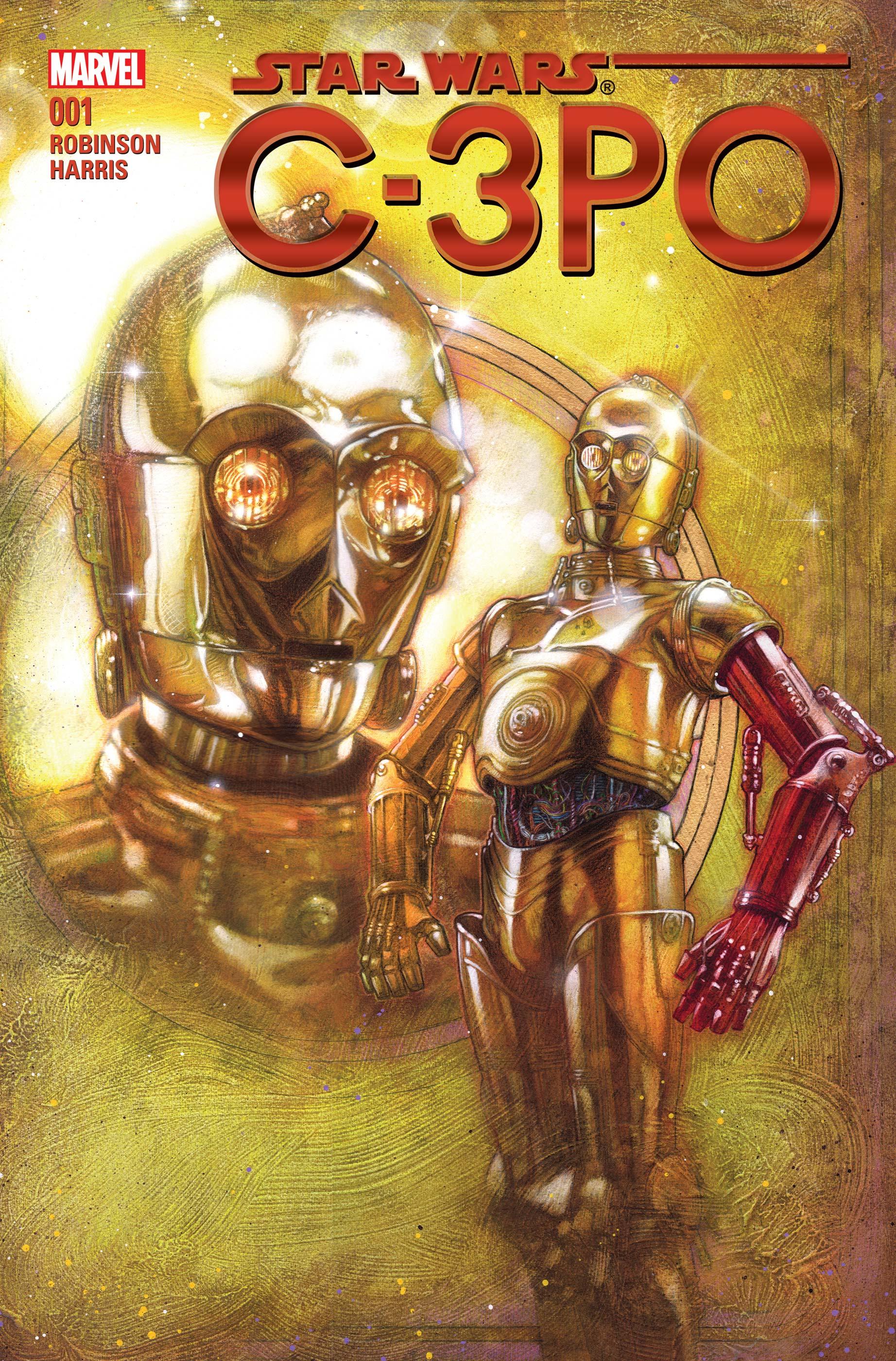 Star Wars Special: C-3PO (2016) #1