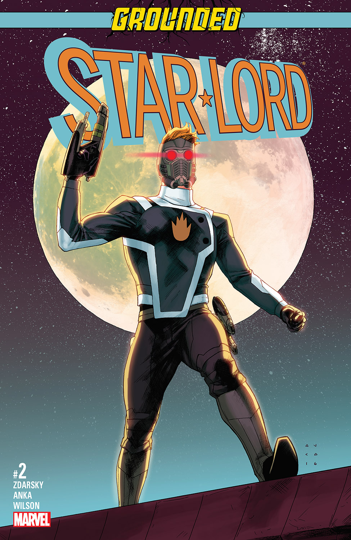 Star-Lord (2016) #2