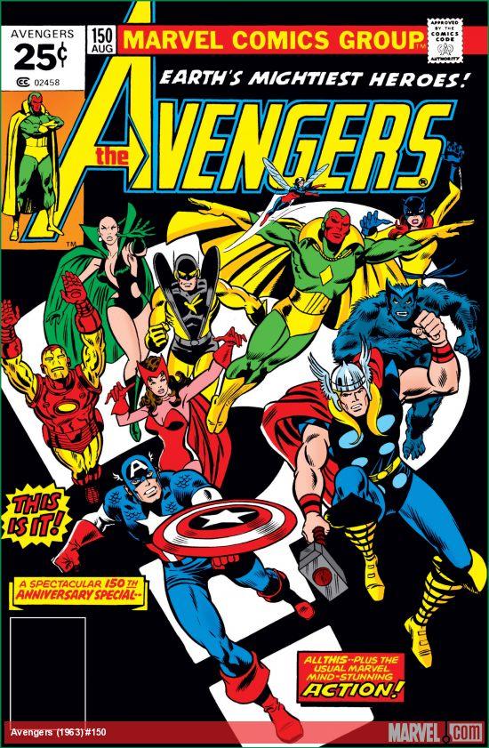 Avengers (1963) #150