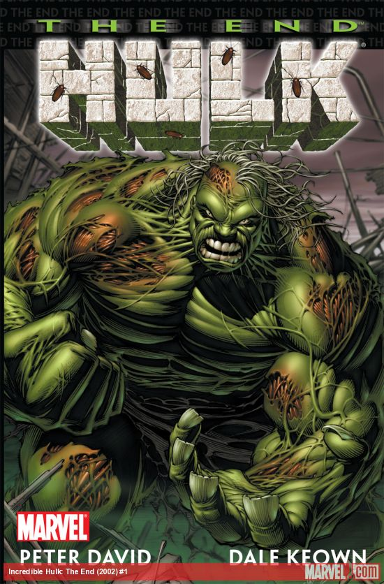 Incredible Hulk: The End (2002) #1