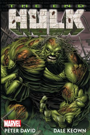 INCREDIBLE HULK: THE END 1 #1