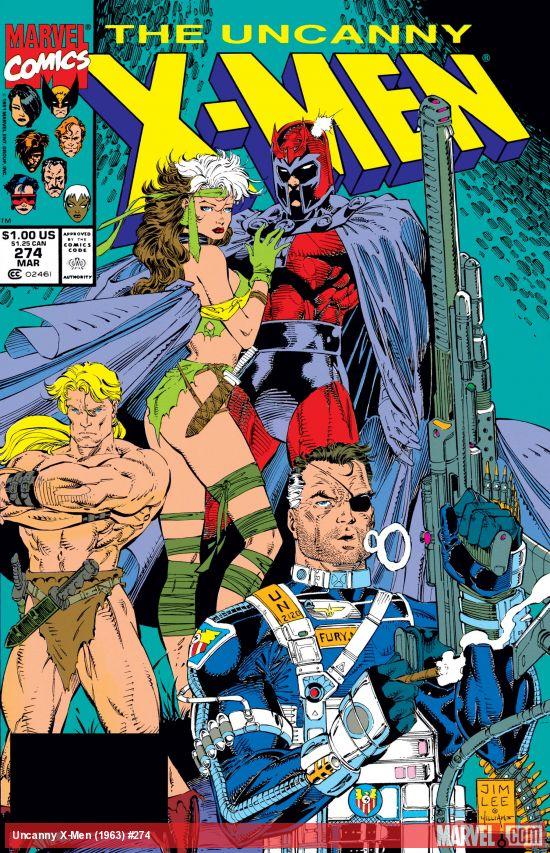 Uncanny X-Men (1963) #274