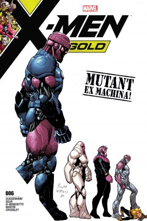 X-Men: Gold (2017) #6