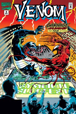 Venom: Carnage Unleashed (1995) #4