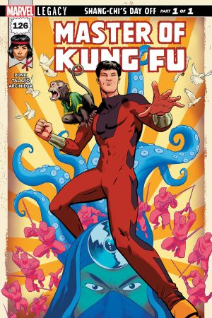Master of Kung Fu (2017) #126
