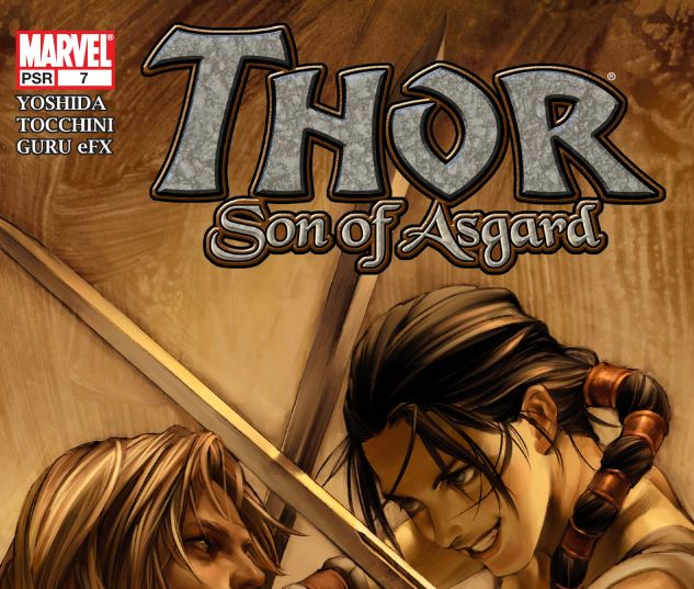 THOR: SON OF ASGARD (2004) #7
