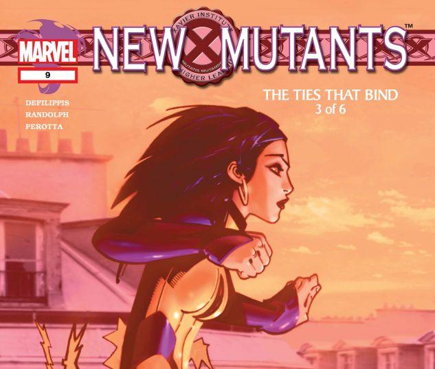 New Mutants (2003) #9