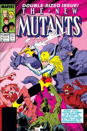 New Mutants (1983) #50