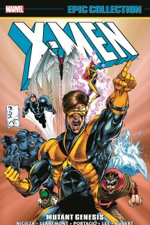 X-Men Epic Collection: Mutant Genesis (Trade Paperback)