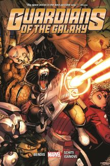 Guardians of the Galaxy Vol. 4 (Hardcover)
