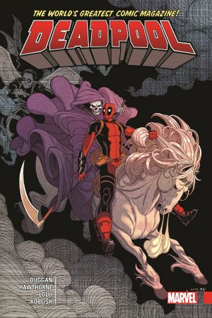 Deadpool: World's Greatest Vol. 3 (Hardcover)